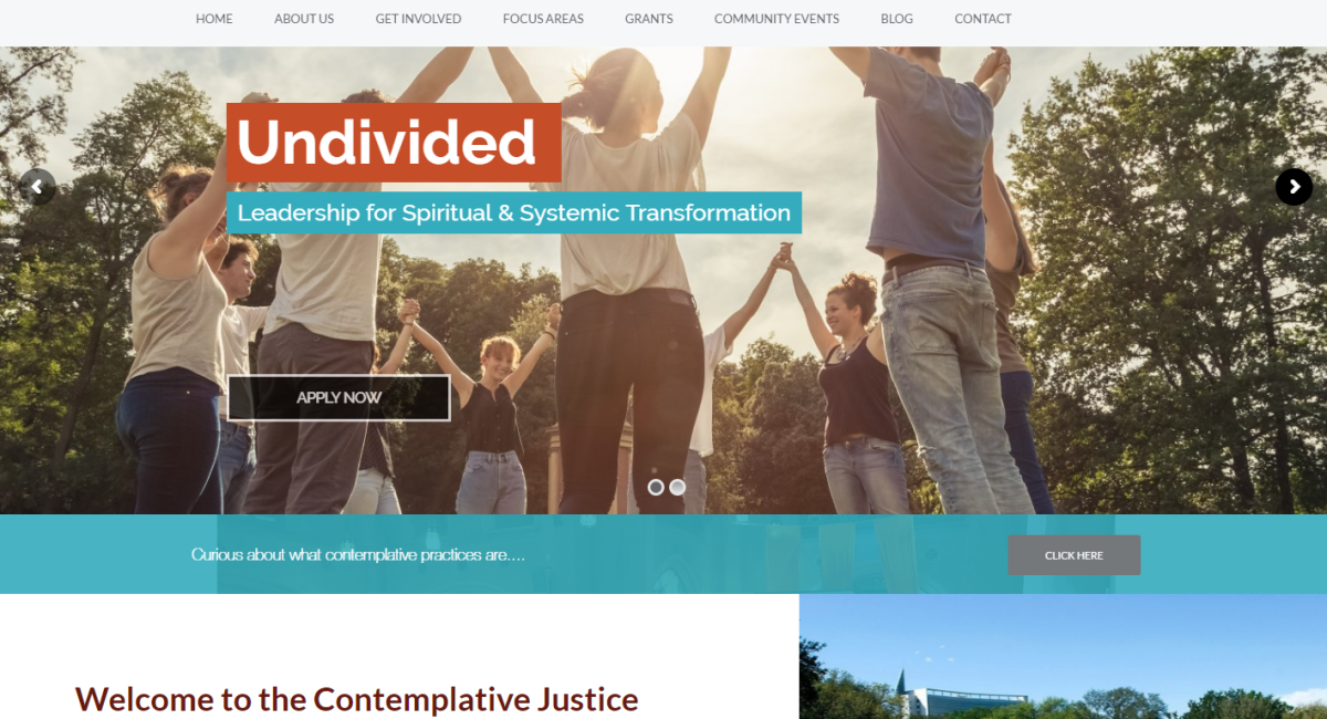 Contemplative Justice Network