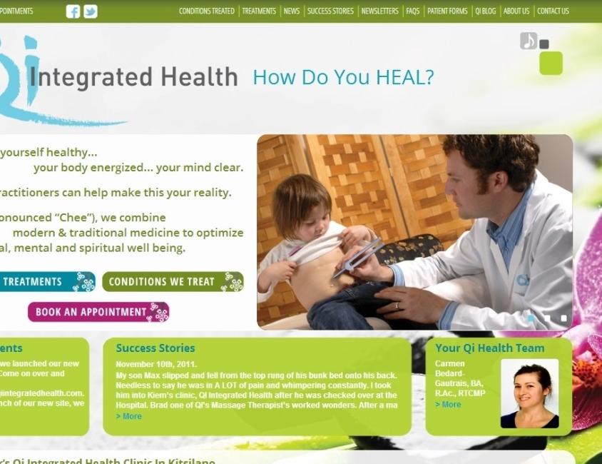 Qi Integrated Health