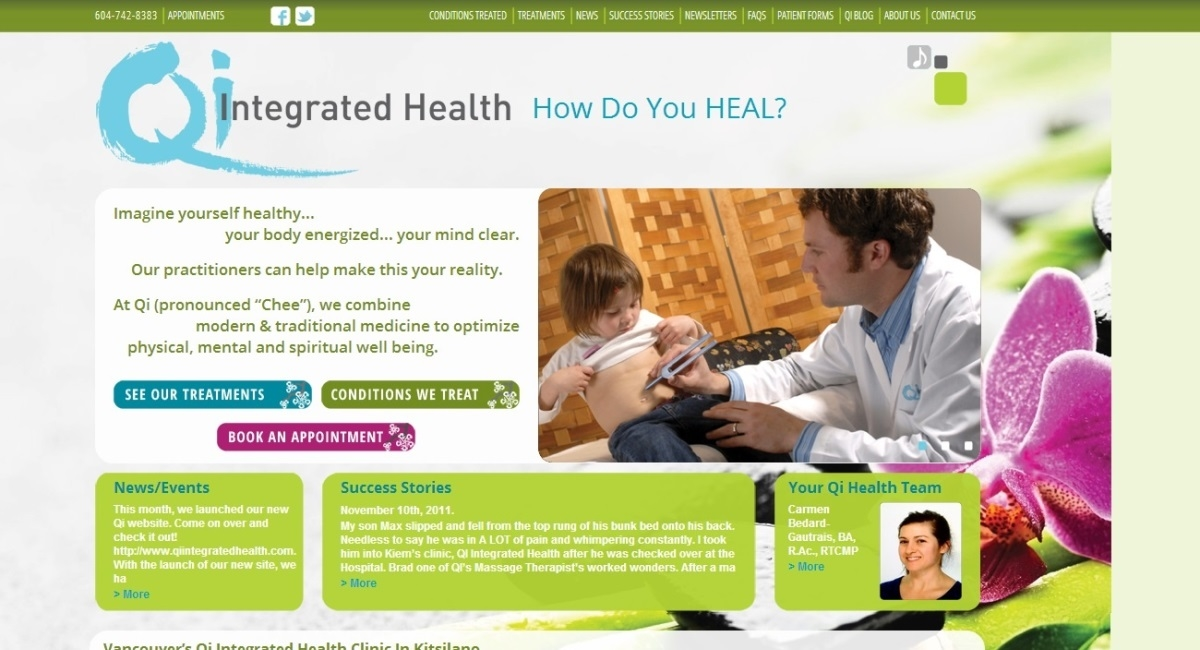 Qi Integrated Health