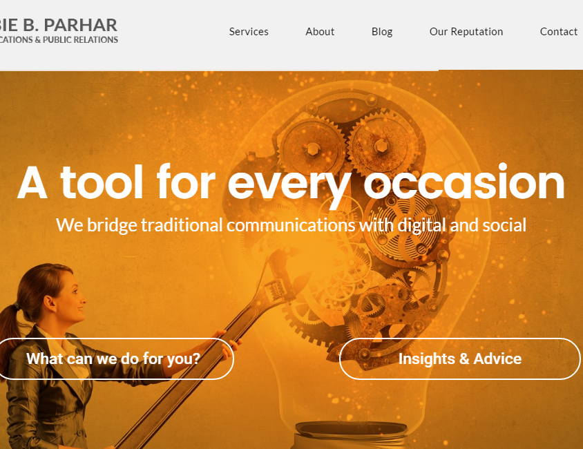 Debbie Parhar Communications & Public Relations