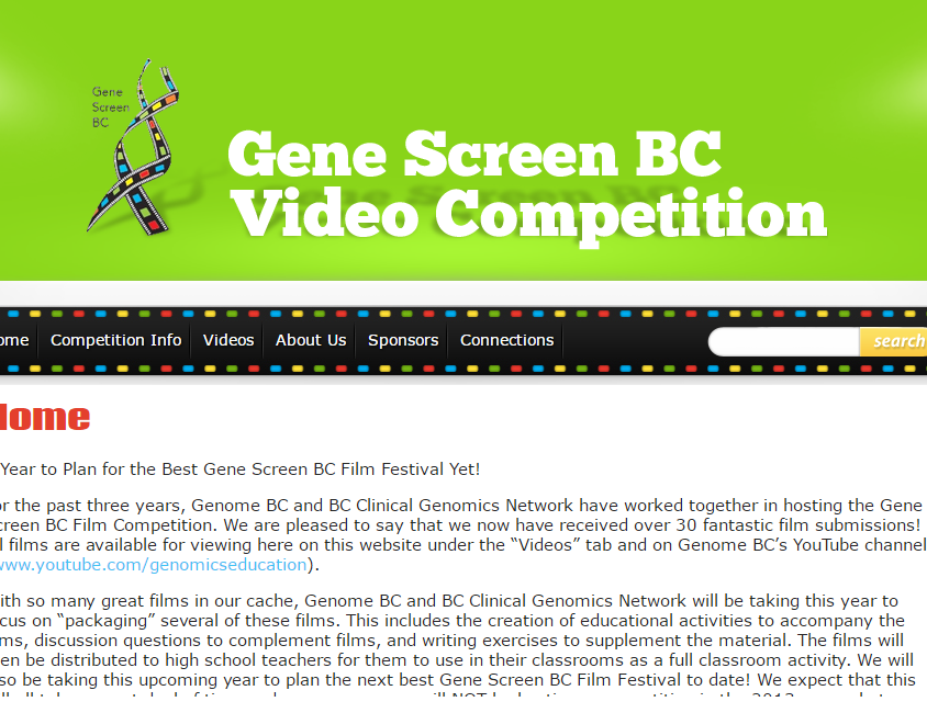 Gene Screen BC