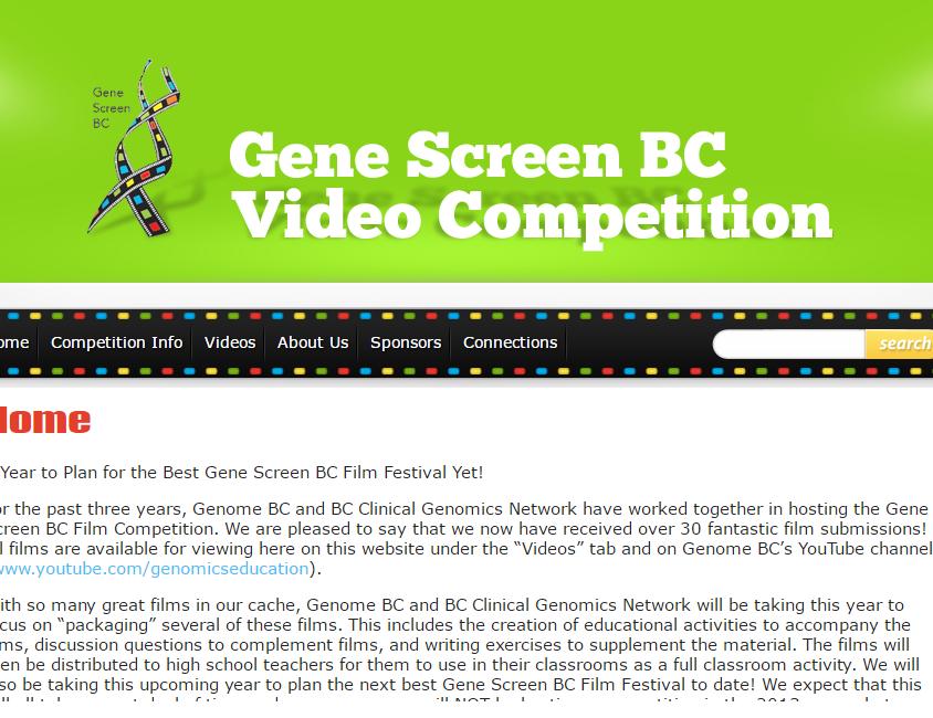 Gene Screen BC
