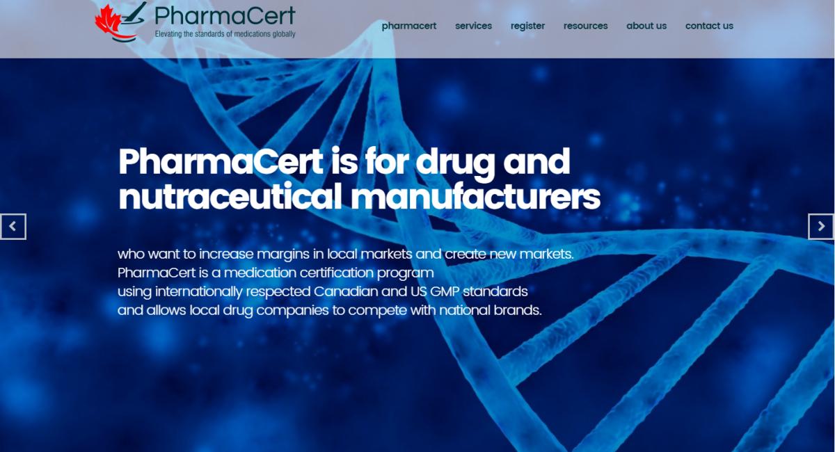 PharmaCert