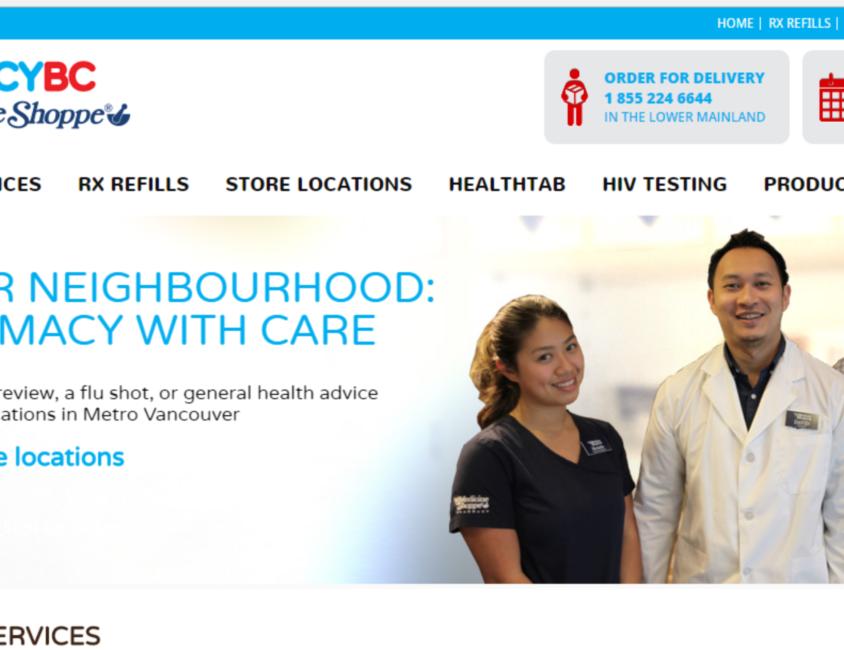 Pharmacy BC