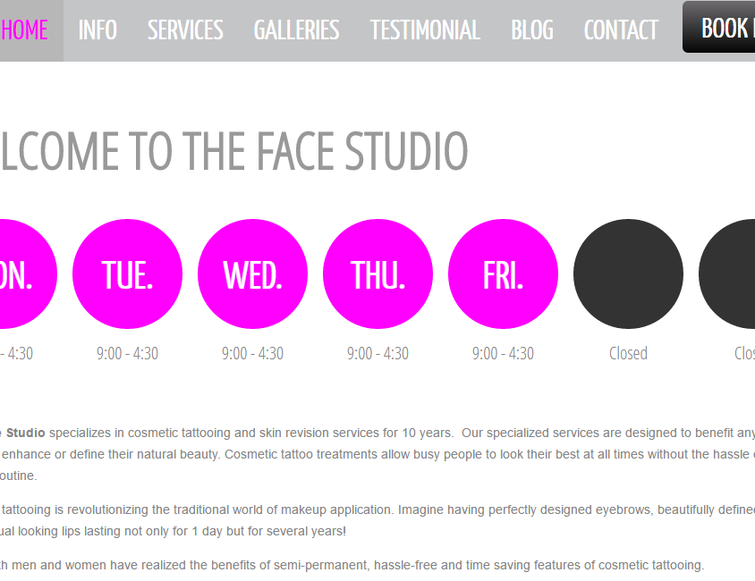 The Face Studio