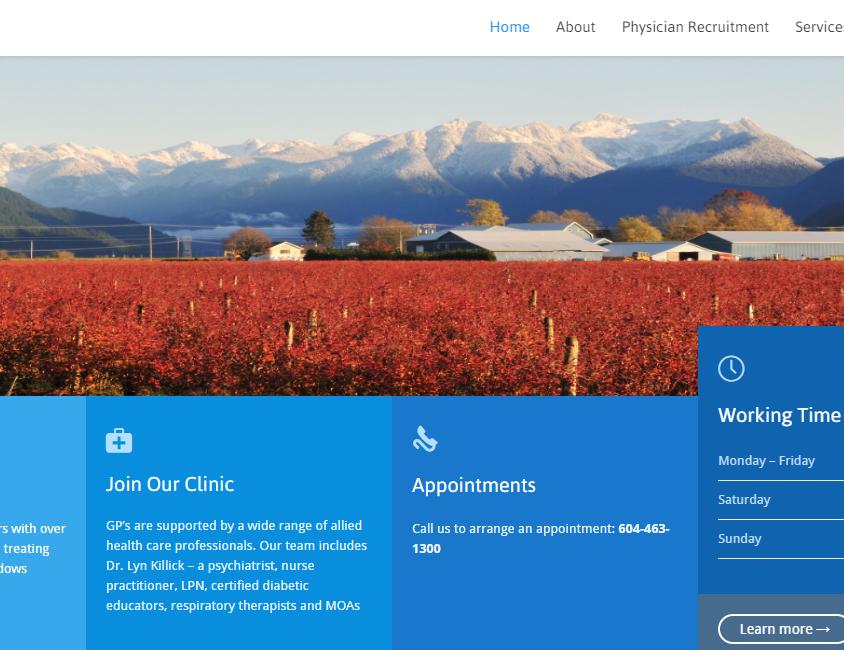 Fraser Medical Clinic