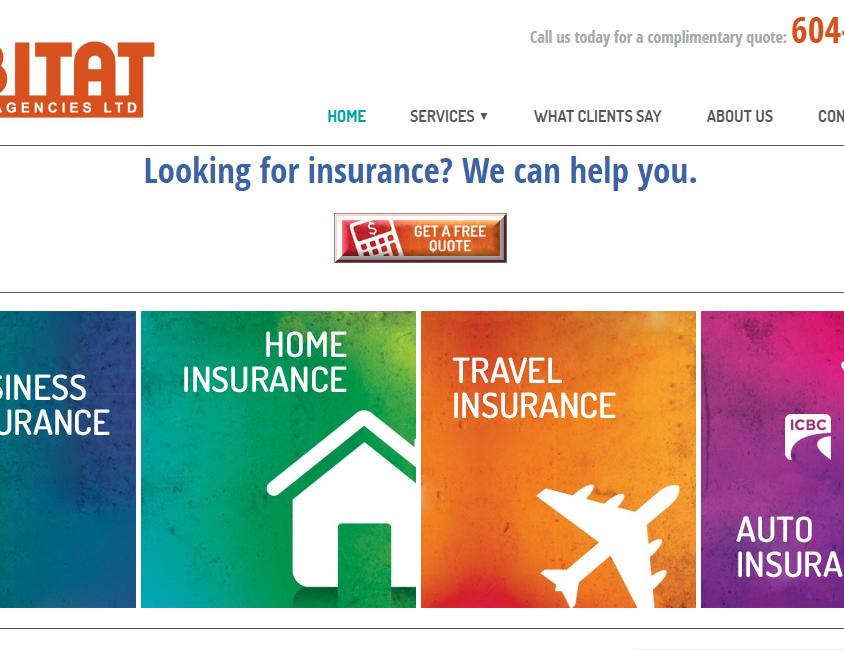 Habitat Insurance