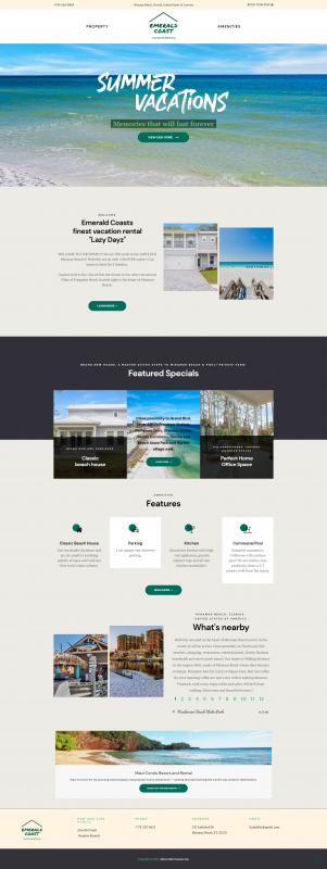 Emerald Coast Vacation Rent